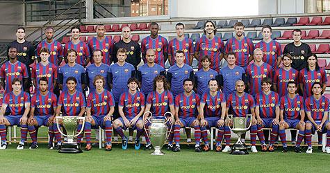 FC Barcelona - Mer än en klubb