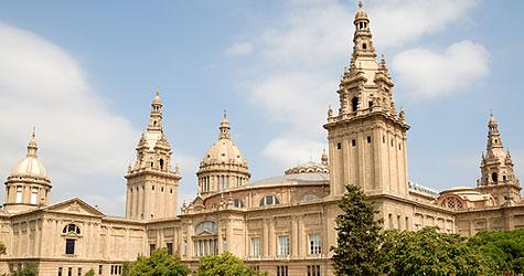 Museu Nacional D'art De Catalunya (MNAC)